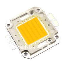 Free Shipping 10W 20W 30W 50W LED Bulb chip IC SMD Lamp Light White High Power LED Epistar Chips (Quality guarantee for 3 years)(China)