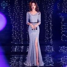 Ameision Evening dresses Prom vestidos de festa robe mariage novia abendkl  quinceanera soiree