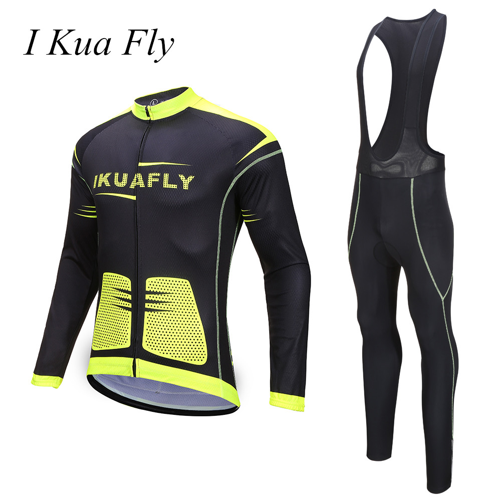 Cycling Clothing Us 31 12 44 Off I Kua Fly Men Cycling Clothing Breathable Cycling Jersey Set Mtb Bicycle Cycling Set Wear Maillot Bike Jersey Maillot Ciclismo 4 In