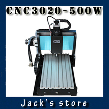 3020Z-DQ++, CNC3020 600W  Ball screw  PCB engraving driling and milling machine CNC 3020 cnc router cnc machine