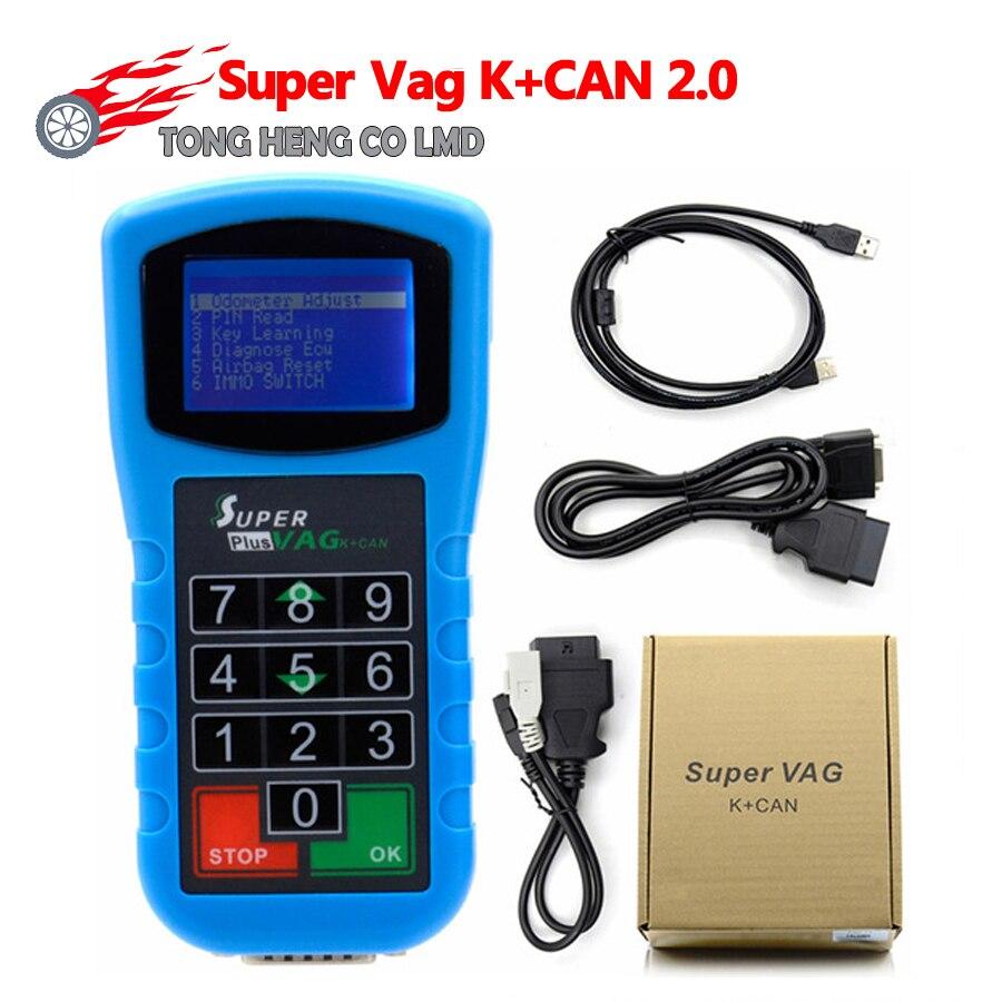 Newest version km tool for fiat via obd2 mileage correction super vag kcan plus 20 diagnosis mileage correction pin code reader super fandeluxe Gallery