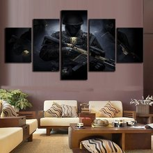 Wall Art Home Decoration HD Print Game Tom Clancy'S Rainbow Six Siege Painting Poster Canvas Cuadros Modular Pictures For Gift(China)
