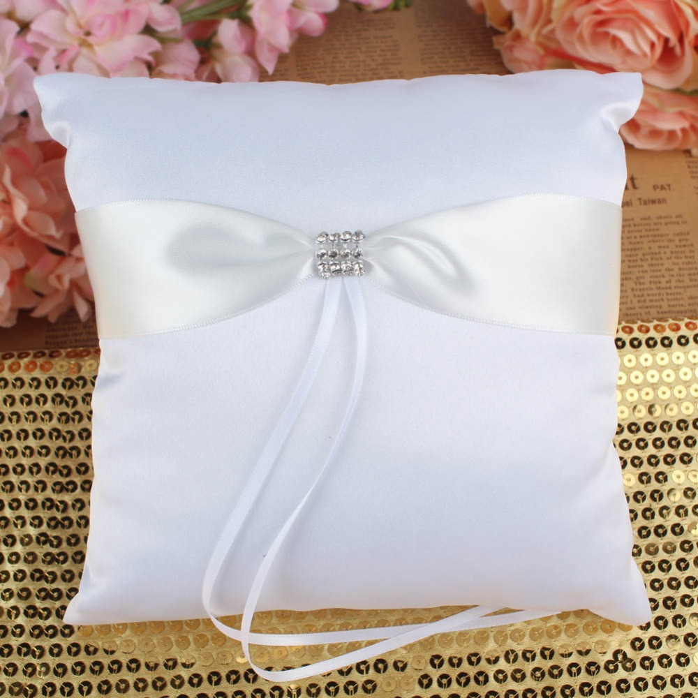 Wedding Decorations Ring Pillows Clearance Event