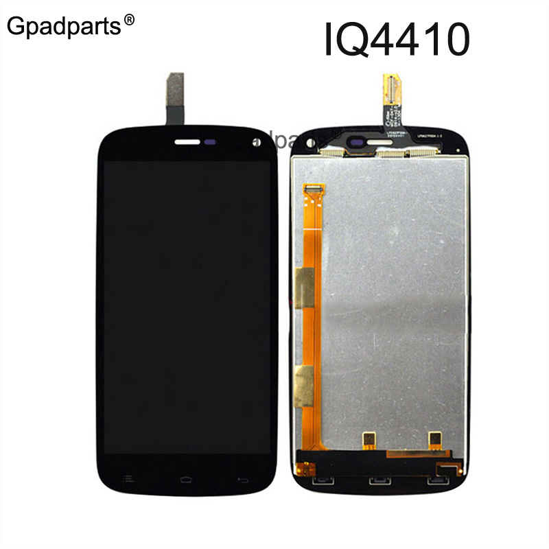 Replacement touch screen For Gionee ELIFE E3 & FLY IQ4410 Quad Era Life 7 LCD Display Touch Screen Glass Digitizer Assembly