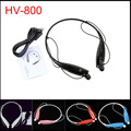 Wireless Bluetooth Headset HV800 neck halter style type headset Bluetooth headset with earphones for Samsung iPhone LG xiaomi