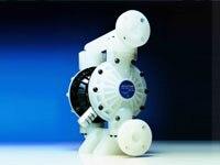 Allemagne Feld modèle VA40PPPPTFTF VERDER pompe à membrane pneumatique