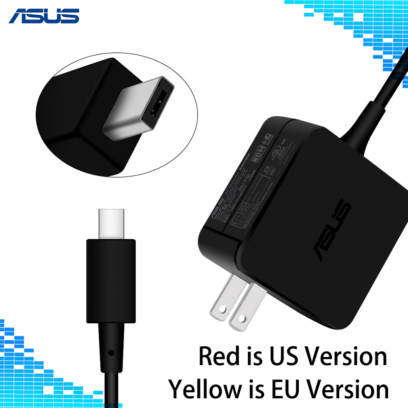 For Asus Laptop Adapter 19V 1.75A 33W EXA1206UH AC Power Cha