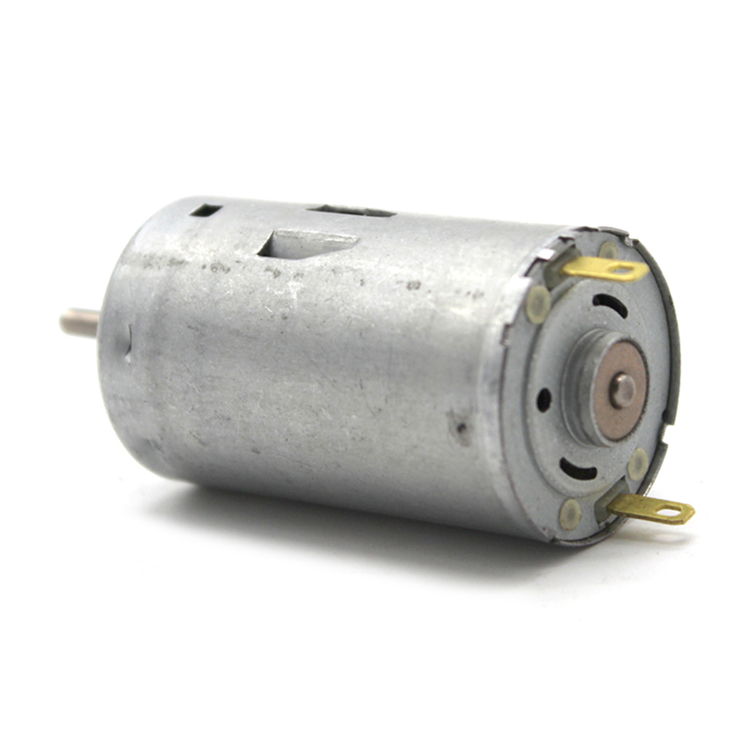 For Johnson 395 Toy Model//Electric Tool Motor Carbon Brush DC6-24V Micro Motor