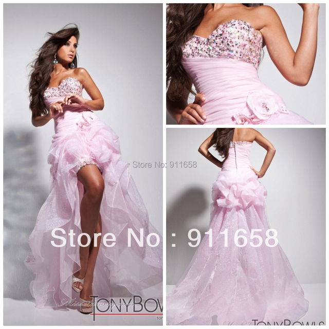 Light Pink Sweetheart High Low Organza Colorful Beading Pleated Prom Gown 2013 Modern Ladyu0027s Dresses  sc 1 st  AliExpress.com & Light Pink Sweetheart High Low Organza Colorful Beading Pleated ... azcodes.com