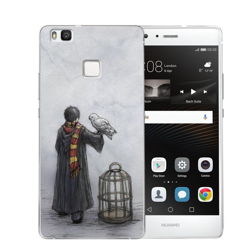 Phone Case For Coque Huawei P8 P9 P10 Lite Mate 10 Pro Y5 Y6 II Y3