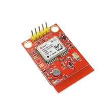 Raspberry pi 3 GPS Receiver U-blox NEO-6M Module with Ceramic Antenna TTL Interface with LED signal indicator for raspberry pi 2