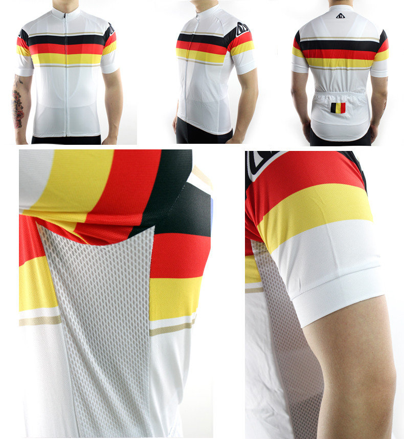 Team Flag Jersey – Germany