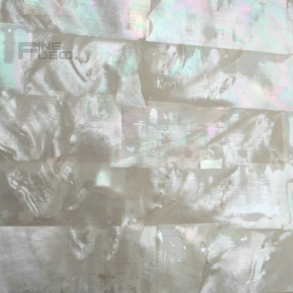 AAA Grade White Mother Of Pearl Laminate Sheet Brick