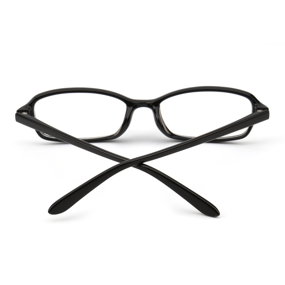5ca1f49e07b7 Jim Halo Anti Blue Light Blocking Filter Reduces Digital Eye Strain Clear  Regular Computer Gaming Glasses Improve Comfort-in Reading Glasses from  Apparel ...
