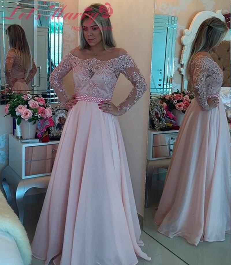 Online Shop WDZ-251 Plus Size Prom Dresses Vestidos De Formatura ...