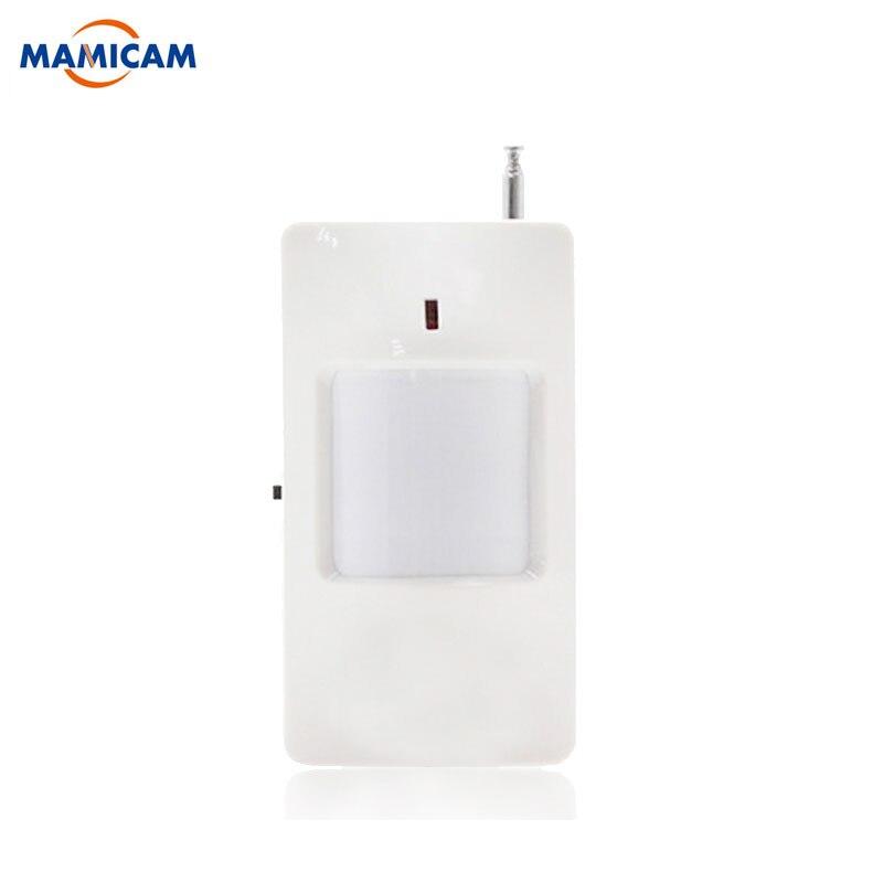 External antenna Wireless PIR Sensor 315MHZ or 433MHz PIR Motion Sensor Detector For gsm pstn Home Security Alarm серьги silver wings 02qeolg00394 19
