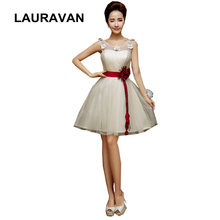 342a57e15 champagne color sweet 16 short girls cheap formal girl dress bridesmaid  dresses with tulle for teen