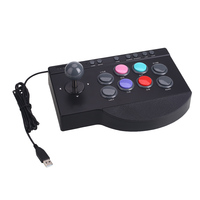 High Quality Black Joystick PXN 0082 Rocker Console Video Game for PC/Xbox One