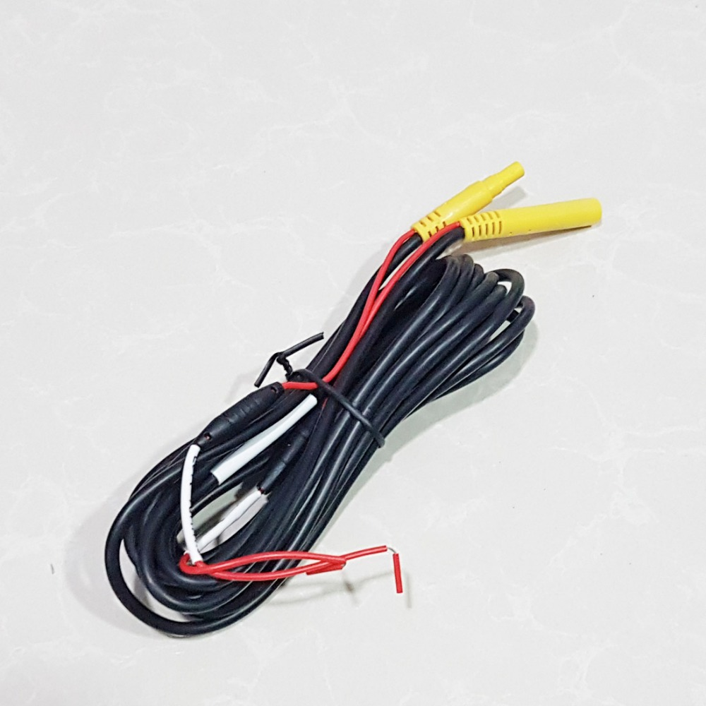 Car Camera Extend wire/connecting cables for SZDALOS 3D Surround View Monitoring System