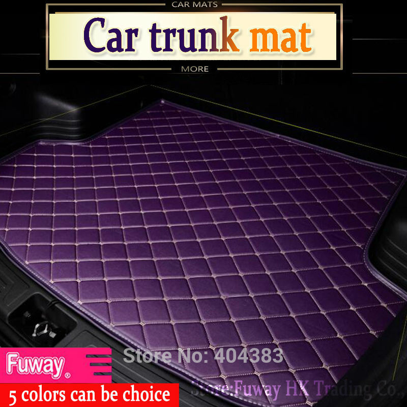 где купить Custom fit car trunk mat for Jeep Grand Cherokee Wrangler Commander Compass Patriot 3D car-styling heavyduty carpet cargo liner дешево