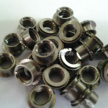 FEO-M3-10      Self-locking  nuts,  Stainless steel, Nature ,PEM standard,in stock, Made in china,