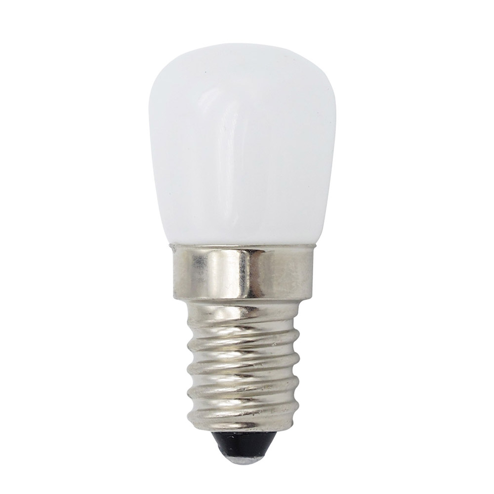 Mini Lamparas Refrigerator Light E14 E12 LED Lamp 3W COB Glass AC 220V 110V Spotlight Bulbs Freezer Fridge Chandelier