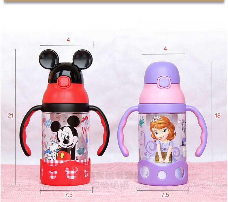Disney baby cup детская чаша-Сиппи учится пить чашка детский чайник герметичная чашка с ручкой
