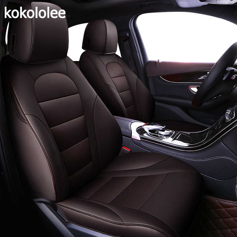 Kokololee Custom Real Leather Car Seat Cover For Bmw X1 X2 X3 X4 X5 X6 Z4 1 2 3 4 5 7 Series Car Seats Protector Car Styling Automobiles Seat Covers Aliexpress