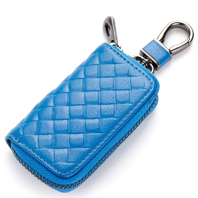 Fashion New Unisex High Quality Car Key Holder Purse Knitting ...