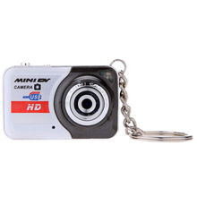 X6 Ultra Mini HD Высокая Denifition Цифровая Камера Mini DV Поддержка 32 ГБ TF Карта Микрофон