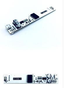 Image 4 - 2X17 LED USB Mini ses kontrolü ses USB müzik spektrum ışık flaş ses seviyesi göstergesi için LED MP3 amplifikatör