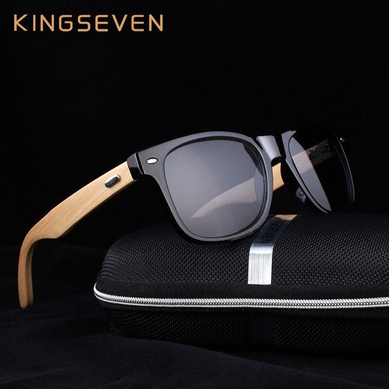 2016 New Bamboo Polarized Sunglasses Men Wooden Sun glasses Women Brand Designer Original Wood Glasses Oculos de sol masculino 10