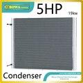 5HP конденсатор улучшает КС чиллера  уменьшает использование хладагента и осветляет его вес катушки на две третьих