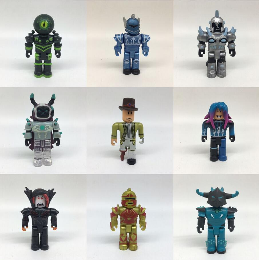 Robot Model Roblox Roblox Robot Characters Action Figures Champions Of Roblox Games Series 1 2 Figurines Toys Gusmanak Fisherman Kids Juguetes Toys Buy At The Price Of 1 56 In Aliexpress Com Imall Com