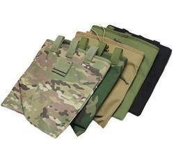 Outdoor hunting tactical gear dump bag airsoft paintball magazine pouch waist vest bag black green tan.jpg 250x250