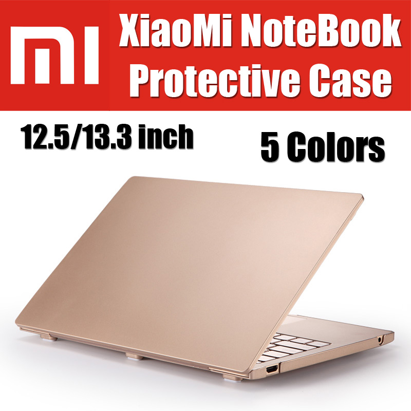 Emotal Ultra thin Full Coverage PC Hard Crystal Matte Frosted Transparent Laptop Cover Xiaomi Mi Notebook Air Case 12.5 13.3 - Shenzhen MOOGE Technology Co., Ltd store