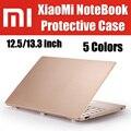 Emotal cobertura pc duro de cristal fosco matte ultra fino completo transparente caso capa para xiaomi mi portátil notebook ar 12.5 13.3