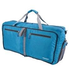 55L Volumen Reisetasche Wasserdicht Gepäck Reise Folding Taschen
