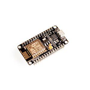 Image 3 - 100 teile/los NodeMcu Lua WIFI entwicklung board basierend auf die ESP8266 CP2102 Internet der dinge