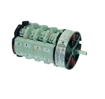 Ufixt Astoria Cma/Wega Coffee Machine Selector Switch 0-2 Positions 32A 690V astoria cma brasilia coffee machine valve m1 1 4mm
