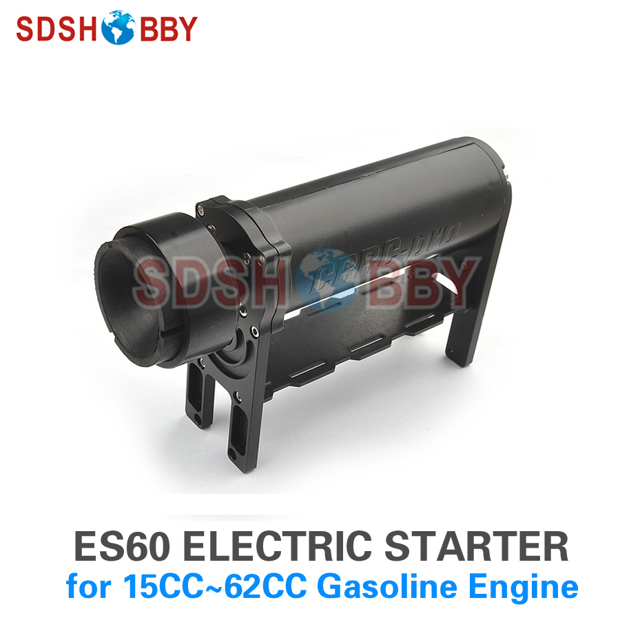 купить ES60 Electric Starter for 15CC~62CC Gasoline Engines RC Gas Airplane /Nitro Airplane/ Helicopter по цене 4011.85 рублей