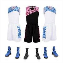 2019 High quality adult basketball jerseys