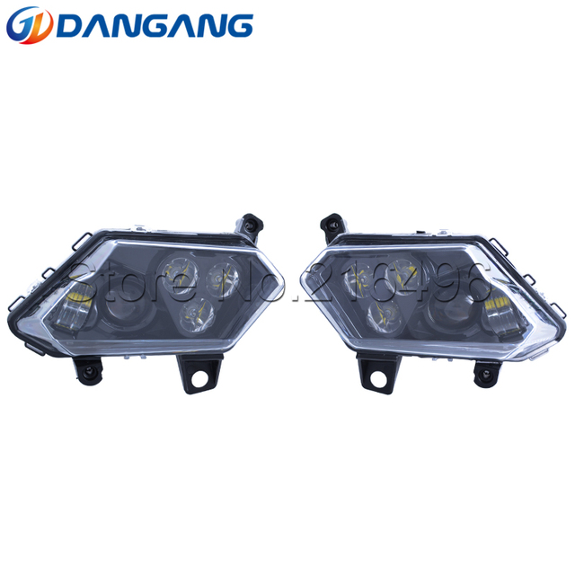 US $189 05 5% OFF|FOR CAN AM HEADLIGHT MAVERICK X3 RIGHT AND LEFT PASSENGER  SIDE TURBO MAX 900HO-in ATV Parts & Accessories from Automobiles &