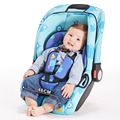 2016 Fashion Basket-style Baby Safety Car Seat for 0-13kg, Portable Newborn Cradle