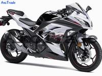 For kawasaki 300 ZX300 2013 2015 ZX300R Injection Moiding ABS Plastic motorcycle Fairing Kit Bodywork 13 15 CB03