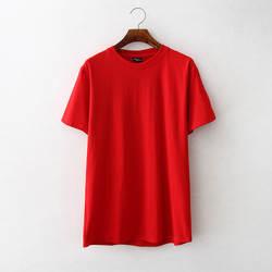3025G/3026G/3024G многоцветный хлопок короткий рукав круглый воротник футболка печать, вышивка