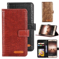 На Алиэкспресс купить чехол для смартфона gucoon fashion crocodile wallet for doogee n100 fly life zen case luxury pu leather phone cover bag for gionee m11 k3 hand purse