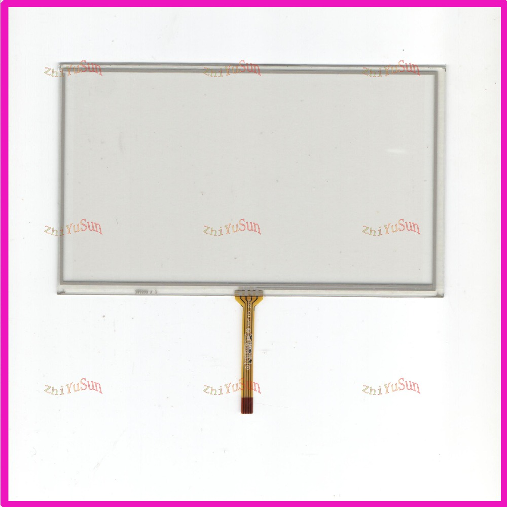 ZhiYuSun HST-TPA7.0Q1 Compatible NEW 7inch 4 Line For Car DVD Touch Screen Panel  Sensor Glass This Is Compatible