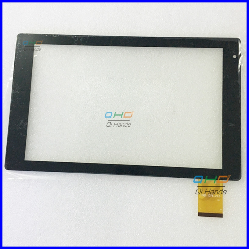 Black touch screen,New for 10.1 Inch Archos 101b Oxygen EU/UK 32GB AC101B0X Tablet PC touch panel digitizer sensor Replacement new 7 inch tablet pc mglctp 701271 authentic touch screen handwriting screen multi point capacitive screen external screen