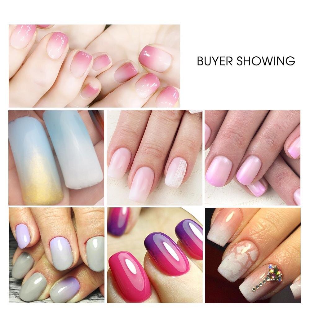 buyer showing